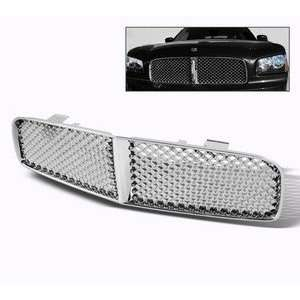 06 10 Dodge Charger Chrome Front Grille Automotive