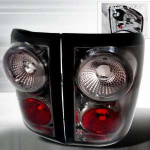 04 06 Ford F150 Flareside Altezza Tail Lights Smoke