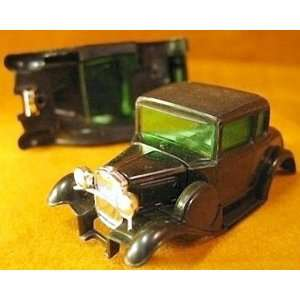 Aurora Black 4 Gear 1930 Ford Model A Slot Car Body