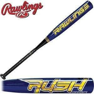 Rush Composite Senior League Baseball Bat  10 oz