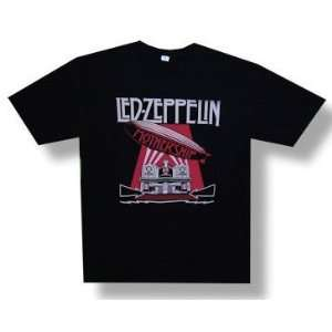 LED ZEPPELIN   Mothership black t shirt   NEW MEDIUM