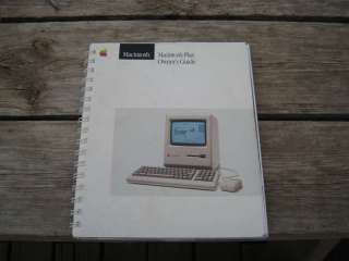 Original Macintosh Plus Computer   IN ORIGINAL BOX   1984 Style   VERY