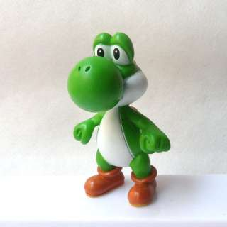 Super Mario Bros YOSHI Action Figure New