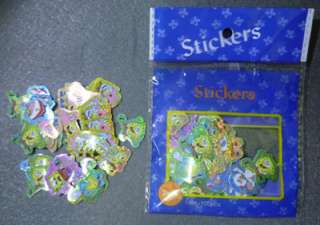 200 stickers 11 designs inc.Hello Kitty, Cars, Ben 10 etc buy 400 get