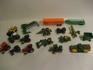 Deere & Tonka die cast toy lot including a Gearbox 1941 Chevy Pickup