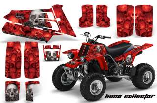 AMR QUAD GRAPHICS KIT STICKERS DECAL YAMAHA BANSHEE 350