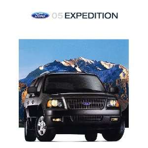 2005 Ford Expedition Truck Original Sales Brochure