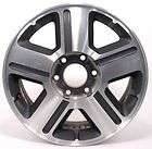 17 CHEVY TRAILBLAZER FACTORY OEM GREY WHEEL #5179