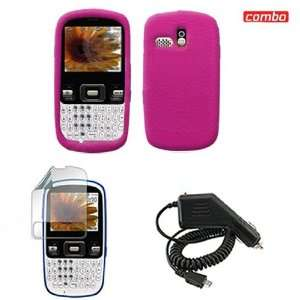 Samsung R350/351 Combo PREMIUM Feel Trans. Hot Pink