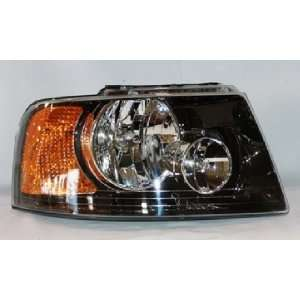 03 06 FORD EXPEDITION (BLK HSG) HEADLIGHT SET Automotive