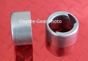 New Coyote Gear Aluminum (6061) Fuel Gas Tank Weld On Filler Neck Bung