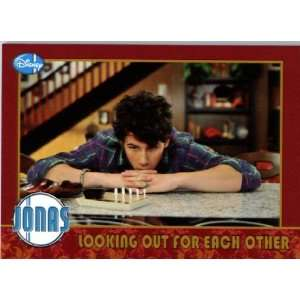 2009 Topps Jonas Brothers Trading Card #15 NICK GOES TO