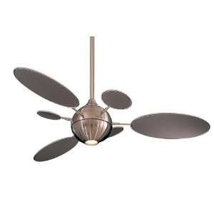 George Kovacs Cirque Collection 54 Brushed Nickel Ceiling Fan