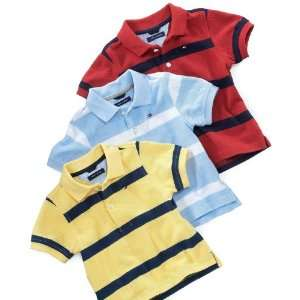 Tommy Hilfiger Baby Shirt, Boys Clubhouse Polo Capri Blue
