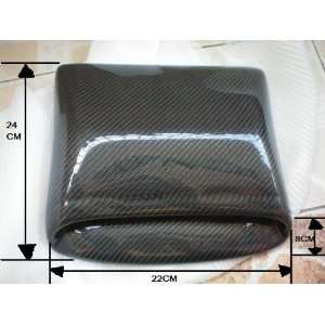 Universal Carbon Fiber Hood Scoop Roof Scoop