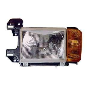 Depo Ford Driver & Passenger Side Replacement Headlights