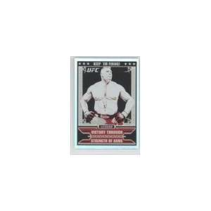 Topps UFC Main Event Propaganda #MP8   Brock Lesnar