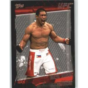 2010 Topps UFC Trading Card # 114 Mark Munoz (Ultimate