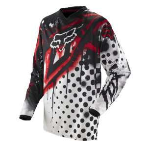Fox Racing Youth Black/Red 360 Graphic Riot Jersey