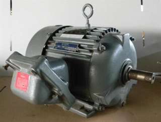 MARATHON 5 HP EXPLOSION PROOF MOTOR with 184T FRAME
