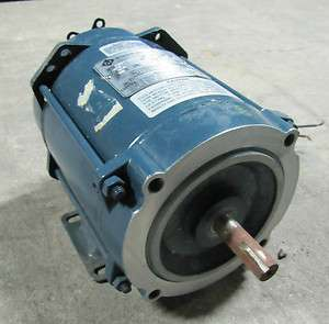 FRANKLIN ELECTRIC EXPLOSION PROOF MOTOR 1/4HP 1/4 HP 115V 1PH 1725RPM