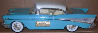JIM BEAM 1957 CHEVROLET BEL AIR HARD TOP DECANTER