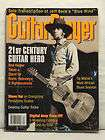 GUITAR PLAYER Magazine JULY 2009 BEN HARPER J. MOZERSKY