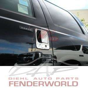JEEP LIBERTY 02 06 4DR TFP CHROME HANDLE COVERS Automotive