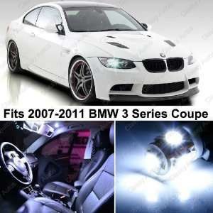 BMW 3 Series WHITE LED Lights Interior Package Kit M3
