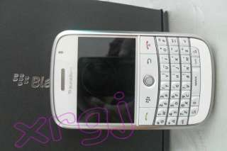 New Blackberry 9000 Bold Unlocked GSM WIFI GPS 3G White