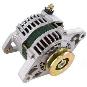 This is a Brand New Aftermarket Alternator Fits Nissan D21 Pickup 2.4L