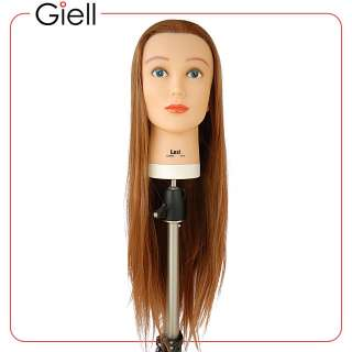 30 Cosmetology Mannequin Head Synthetic Hair   Lexi