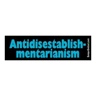 Funny Bumper Stickers (Large 14x4 inches) Automotive