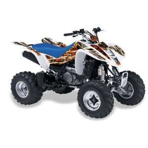 AMR Racing Suzuki LTZ 400 2003 2008 ATV Quad Graphic Kit   Firestorm