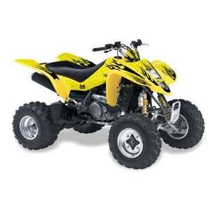 AMR Racing Suzuki LTZ 400 2003 2008 ATV Quad Graphic Kit   Diamond
