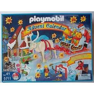 Playmobil Advent Calendar Santa Claus Christmas Toys