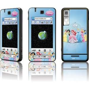 Disney Princess Crown skin for Samsung Behold T919