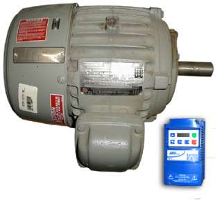 HP Explosion Proof Motor Speed Control FREE SHIP