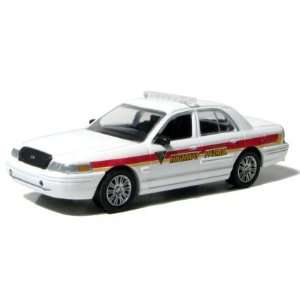 Greenlight 1/64 South Dakota State Police Ford Toys & Games