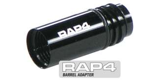 RAP4 Paintball Spyder to Tippmann 98 Barrel Adapter