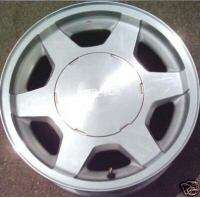 16 Factory original Chevy GMC Sierra Yukon wheels