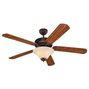 Lighting 52 Ceiling Fan Quality Pro Deluxe Collec