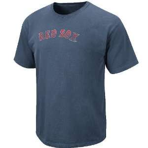 Boston Red Sox Home Big Time Play Stone Washed Short Sleeve T Shirt by