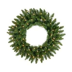 30 Camdon Fir Wreath Dura Lit 50CL Arts, Crafts & Sewing