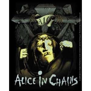 Alice in Chains Cross Sticker S 4553 Toys & Games
