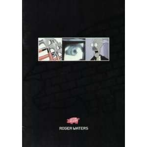 Roger Waters Pink Floyd Tour Book Program 2000