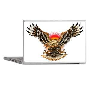 Laptop Notebook 13 Skin Cover Tattoo Eagle Freedom On