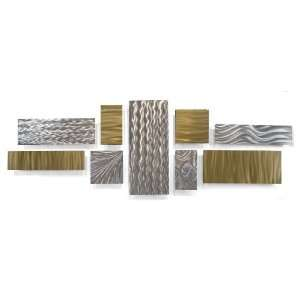 Metal Wall Art Modern Abstract décor by Ash Carl