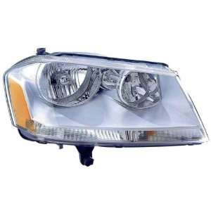 Dodge Avenger (SXT) Replacement Headlight Assembly   Passenger Side