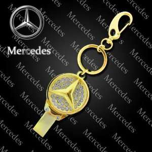 8gb Mercedes Benz Brand Style USB Flash Drive with Key